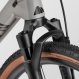 Велосипед гравел Canyon Grizl CF SL 8 Suspension WMN Earl Grey 7