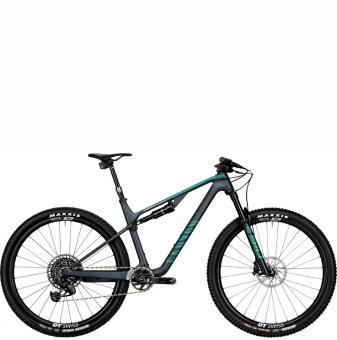 Велосипед Canyon Lux Trail CF 8