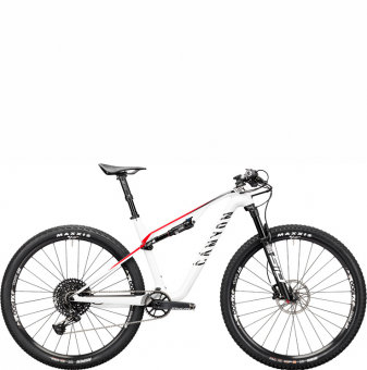 Велосипед Canyon Lux CF 6 Rapid Red
