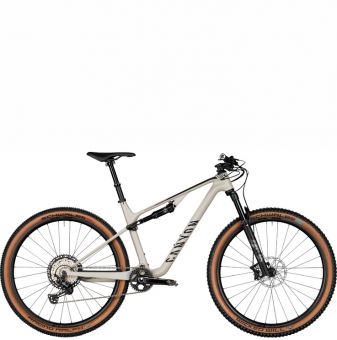 Велосипед Canyon Lux Trail CF 7 Alps Grey