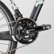 Велосипед гравел Canyon Grizl CF SL 8 Suspension Matcha Splash 9