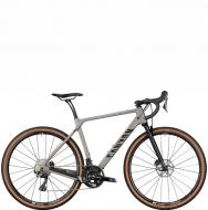 Велосипед гравел Canyon Grizl CF SL 8 Suspension Earl Grey