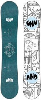 Сноуборд Gnu Velvet 21SN017 (2022)