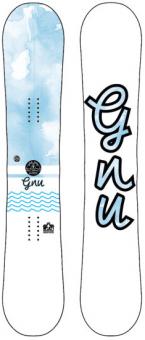 Сноуборд Gnu B Nice 21SN016 (2022)