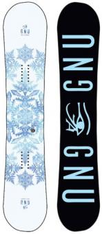 Сноуборд Gnu Pro Choice 21SN021 (2022)