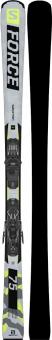 Горные лыжи Salomon S/Force 75 + крепления M10 GW Silver/Yellow (2022)