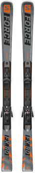 Горные лыжи Salomon E S/Force Fx.80 + M12 (2022)