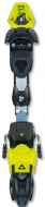 Крепления Fischer RC4 Z13 GW Freeflex Brake 85 [D] FL.Yellow/black/R.Blue (2022)