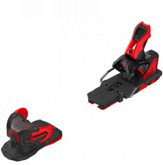 Горнолыжные крепления Atomic N Warden 13 MNC 100 Black/Red (2022)