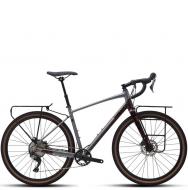 Велосипед Polygon Bend R5 (2022) Charcoal Brown