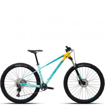 Велосипед Polygon Xtrada 7 (2022) Yellow Light Blue