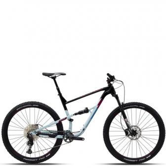 Велосипед Siskiu D7 (2022) Blue/Purple/Black