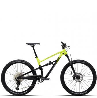 Велосипед Siskiu D7 (2022) Green Black