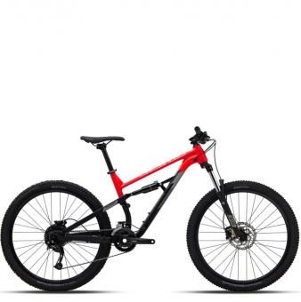 Велосипед Polygon Siskiu D5 (2022) Red Black