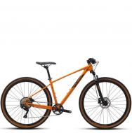 Велосипед Polygon Heist X5 (2021) Orange Red