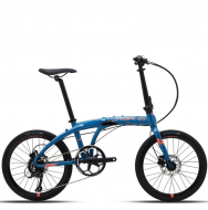 Велосипед Polygon Urbano 5 (2022) Blue