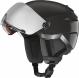 Шлем Volant Amid Visor HD Plus Black (2022) 6