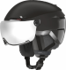 Шлем Volant Amid Visor HD Plus Black (2022) 1