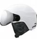 Шлем Prosurf Shiny Carbon Visor white (2 линзы S1 и S3) (2021) 1