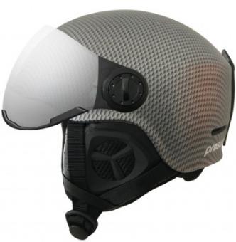 Шлем ProSurf Mat Carbon Visor grey (1 линза S3) (2021)