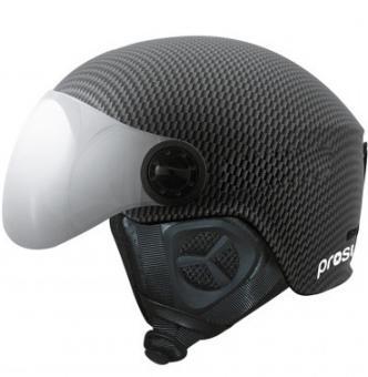 Шлем ProSurf 1 Visor Carbon Mat Black (Photochromic)