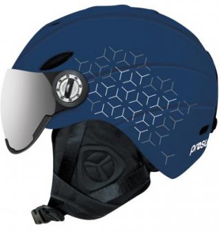 Шлем ProSurf Graphic Visor navy (1 линза S3) (2021)