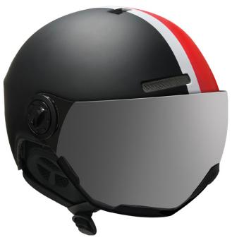 Шлем ProSurf Racing Mat Black/Red (2021)