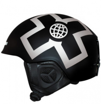 Шлем ProSurf XGames XG100 Black Grey (2021)