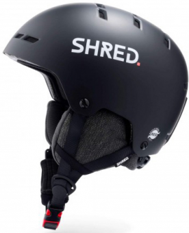Шлем Shred Totality Noshock black (2022)