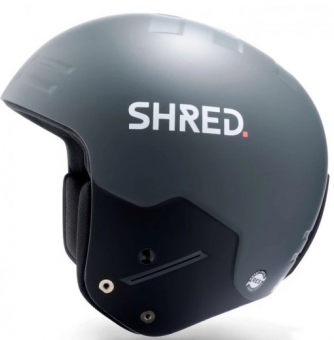 Шлем Shred Basher Ultimate grey (2020)