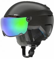 Шлем Atomic Savor Amid Visor HD Plus Black (2022)
