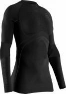 Термофутболка женская X-Bionic Energy Accumulator 4.0 Shirt Round Neck LG SL Black/Black WMN