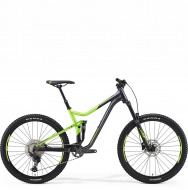 Велосипед Merida One-Forty 400 (2021) Green/Anthracite