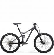 Велосипед Merida One-Forty 400 (2021) SilkAnthracite/Black