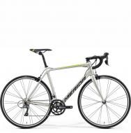 Велосипед Merida Scultura Rim 100 SilkTitan/Black/Green