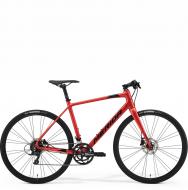Велосипед Merida Speeder 200 (2021) GoldenRed/Black