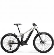 Электровелосипед Merida eOne-Sixty 500 (2021) MattTitan/Black