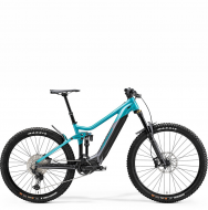 Электровелосипед Merida eOne-Sixty 700 (2021) GlossyMetTeal/Anthracite