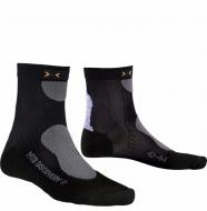 Термоноски X-Socks MTB Discovery чёрный/серый (2021)