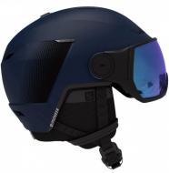 Шлем с визором Salomon Pioneer LT Visor Blue/Univ M