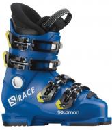 Горнолыжные ботинки Salomon S/Race 60T M race blue/acid green/black (2022)