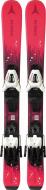 Горные лыжи Atomic Vantage Girl X 70-90 + C 5 GW Pink/Berry (2022)