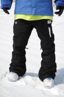 2014 50:50 Grind Pant Black