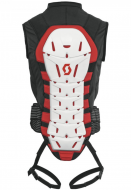 Back Protector CRX black/red защита спины