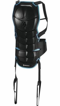 Back Protector X-Active blue жесткие пластины