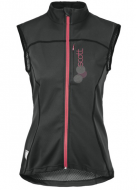 Thermal Vest Prot. W's Actifit black/pink защитный жилет