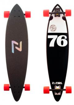 Лонгборд Z-Flex Complete (2014) Black