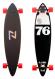 Лонгборд Z-Flex Complete (2014) Black 1