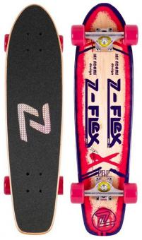 Лонгборд Z-Flex J Adams Spray Complete (2014) Purple