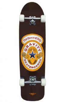 "Лонгборд Gravity Pool ""Brown Ale"""